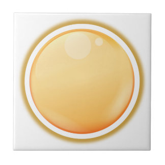 Pale Orange Ceramic Tiles