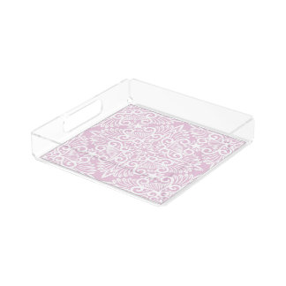 Pale pink Dream root Acrylic Tray