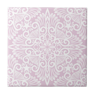 Pale pink Dream root Tile