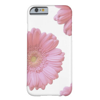 Pale pink gerbera daisy barely there iPhone 6 case