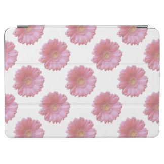 Pale pink gerbera daisy iPad air cover