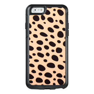 Pale Pink Polka Dots OtterBox iPhone 6/6s Case