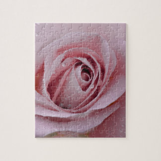pale pink rose puzzles