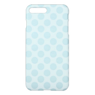 Pale Polka Dot iPhone 7 Plus Matte Finish Case