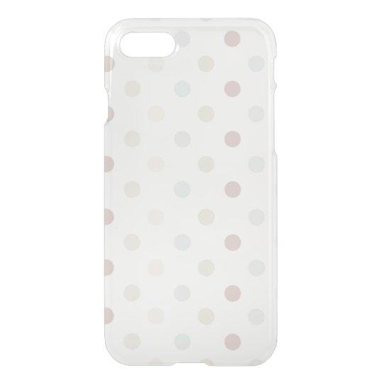 Pale Polka Dot iPhone 8/7 Case
