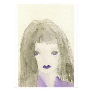 Pale Presence Postcard