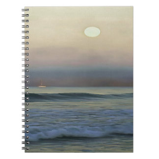 Pale Sunset Notebooks