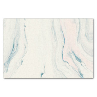 Pale Tones Marble Stone Pattern Tissue Paper