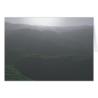 Pale View of Hills Card