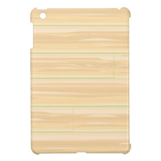 Pale Wood Background iPad Mini Case