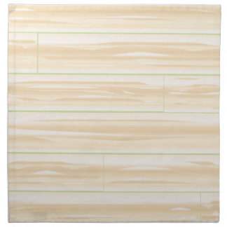 Pale Wood Background Napkin