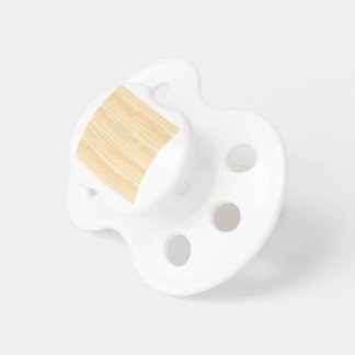 Pale Wood Background Pacifier