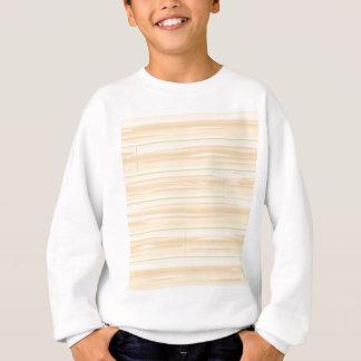 Pale Wood Background Sweatshirt