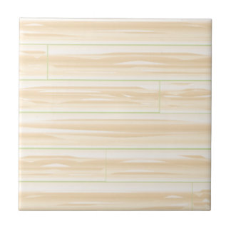 Pale Wood Background Tiles