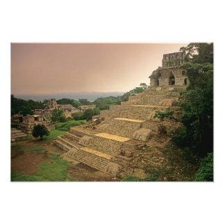 Palenque, Chiapas, Mexico, Maya Photo Print