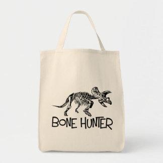 Palentologist's tote bag