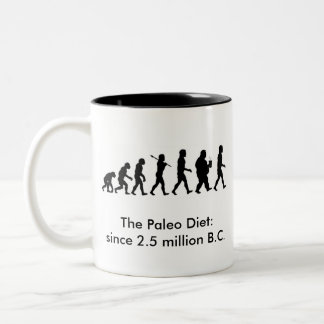 Paleo Products Two-Tone Coffee Mug