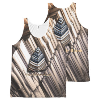 Paleolithic Technology All-Over-Print Tank Top