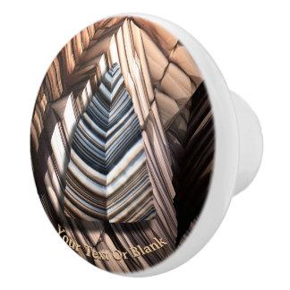 Paleolithic Technology Ceramic Knob