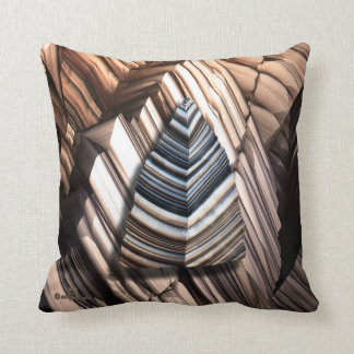 Paleolithic Technology Throw Pillow