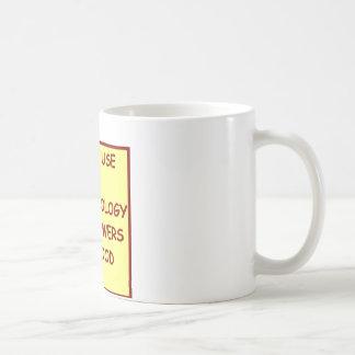 paleontology paleontologist coffee mug