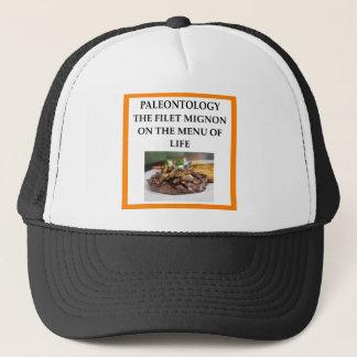 PALEONTOLOGY TRUCKER HAT