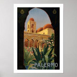 Palermo (border) poster