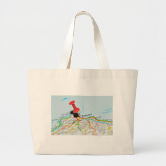 Palermo, Italy Large Tote Bag