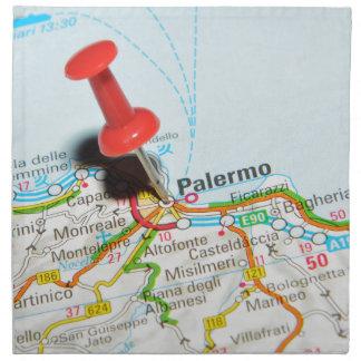 Palermo, Italy Napkin