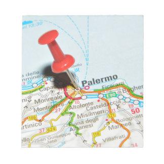 Palermo, Italy Notepad