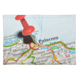 Palermo, Italy Placemat