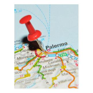 Palermo, Italy Postcard
