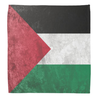 Palestine Bandana