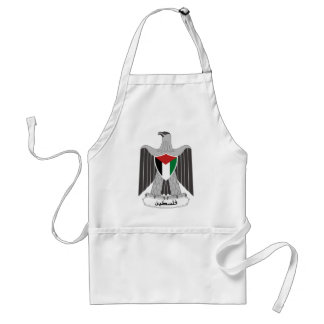Palestine Coat of Arms Standard Apron