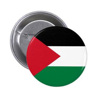 Palestine Flag 2 Inch Round Button