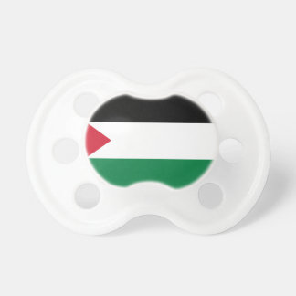 Palestine Flag Booginhead Pacifier