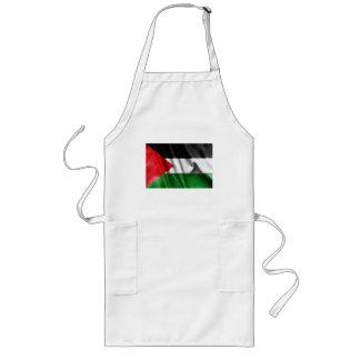 Palestine Flag Long Apron