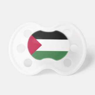 Palestine Flag Pacifier