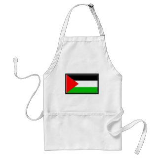 Palestine Flag Standard Apron