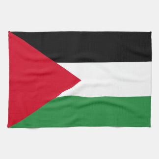 Palestine Flag Towel