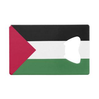 Palestine Flag Wallet Bottle Opener