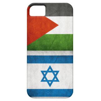 PALESTINE & ISRAEL PEACE FLAG iPhone 5 CASES