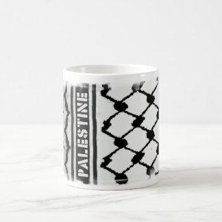 Palestine Keffiyah Coffee Mug