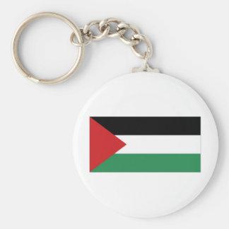 Palestine Palestinian Flag Keychain