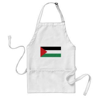 Palestine Palestinian Flag Standard Apron