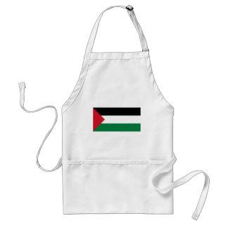 palestine standard apron