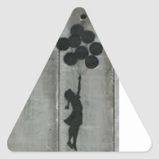 Palestine Triangle Stickers