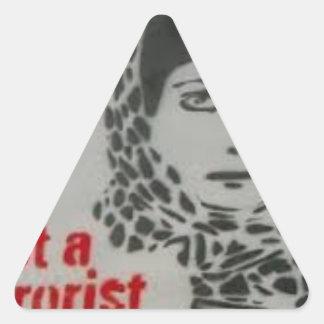 Palestine Triangle Sticker