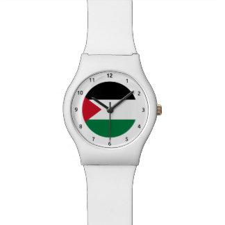Palestinian flag Watch