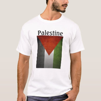 Palestinian Vertical Flag T-shirt